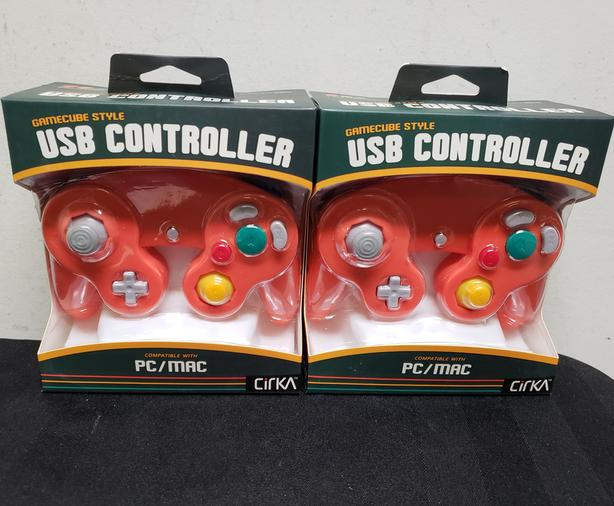 GameCube Style USB Controllers