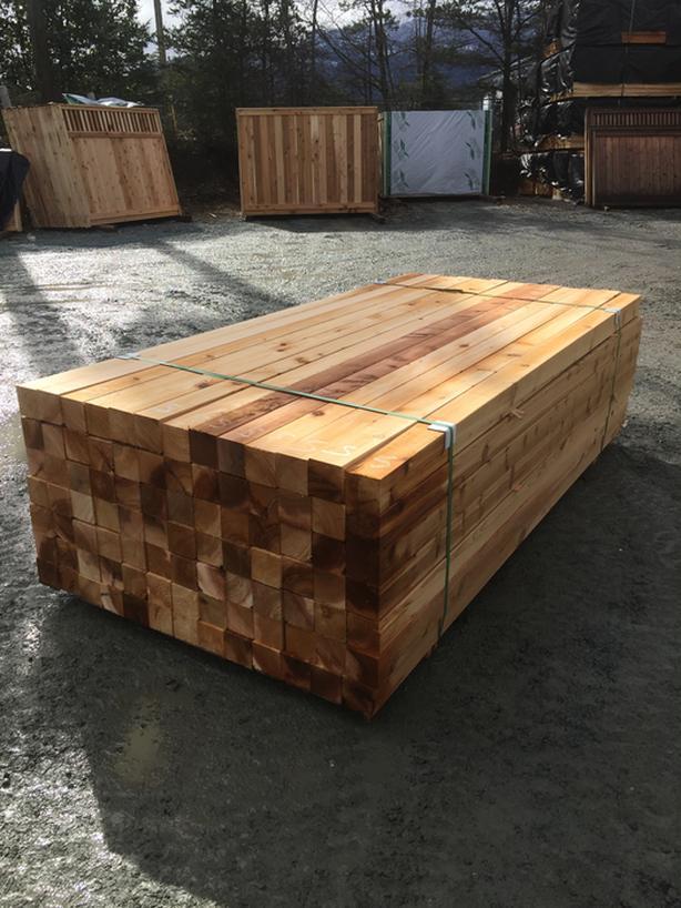 Cedar 4x4 S4S Premium
