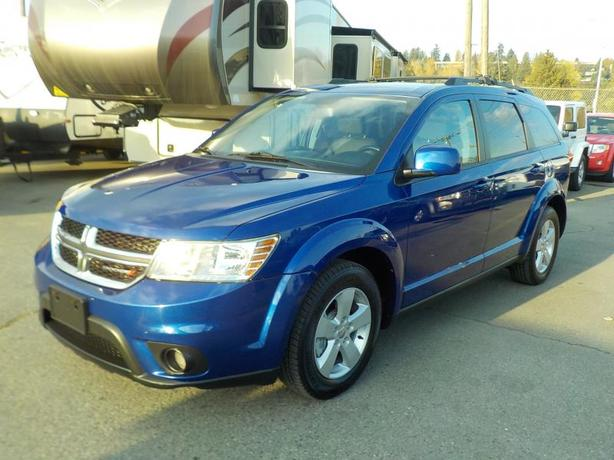 2012 Dodge Journey SXT 7 Passenger