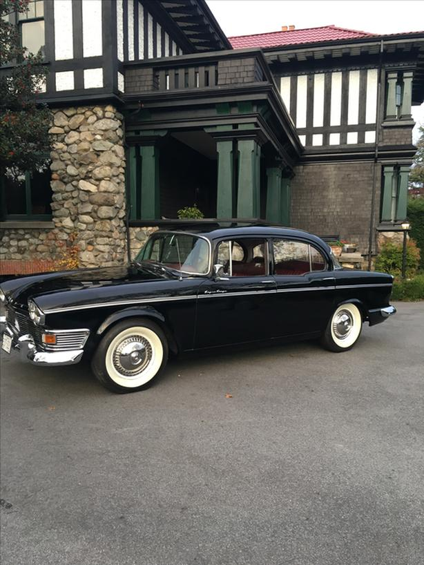 Outstanding and rare Humber Super Snipe