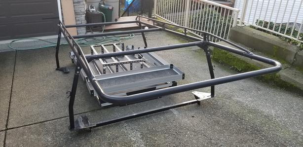 Kargo Master Ladder rack for 8' pickup truck box