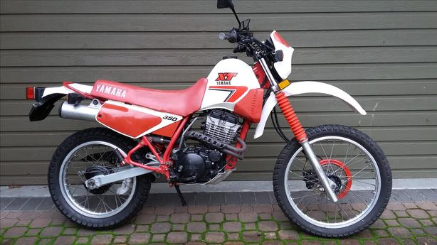  Log In needed $1,500 · Yamaha XT350