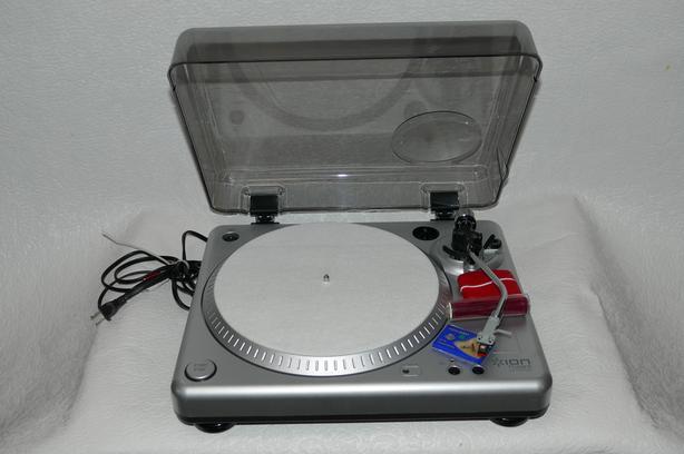 ittusb 10 vinyl recording usb turntable with