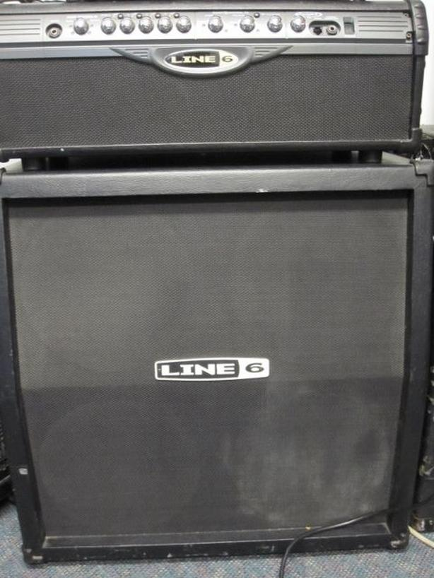  Log In needed $399 · REDUCED!!! line 6 spider II head w/line 6 4x12 cab