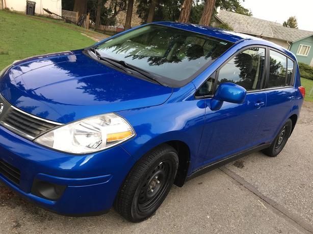2007 Nissan Versa SL 5 Door Hatchback - CVT Transmission West Shore