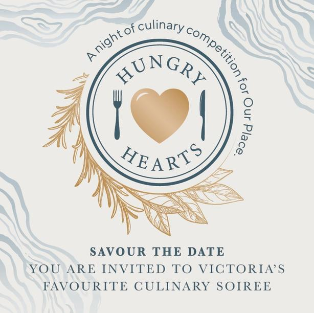 Our Place Presents Hungry Hearts 2019