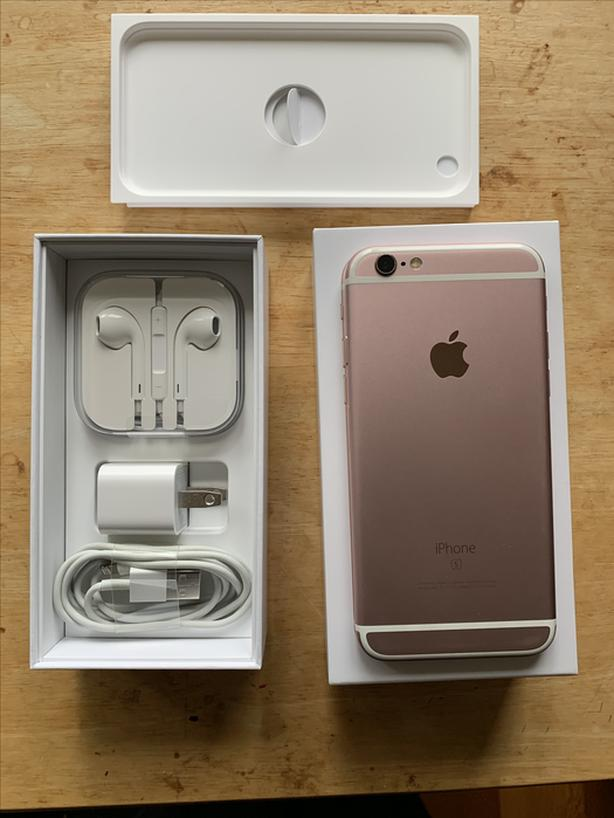 Log In Needed 280 Iphone 6s 64gb Rose Gold Unlocked