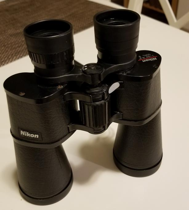 Nikon 7x50 Owl II Binoculars