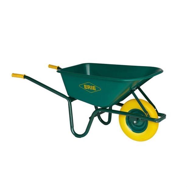 Erie Flat free wheel barrow