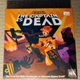 The Captain is Dead board game r̶e̶t̶a̶i̶l̶ ̶$̶6̶2̶.̶9̶9̶