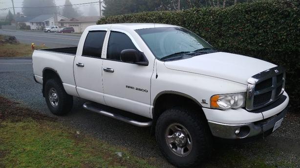 2005 ram 2500 diesel
