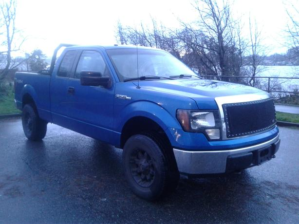 2011 Ford F-150 4WD SuperCab