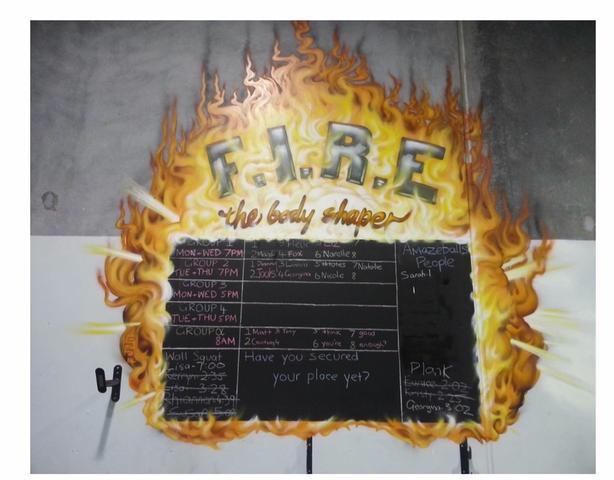 WANTED: artist graffiti artist (paint flames) Victoria City, Victoria