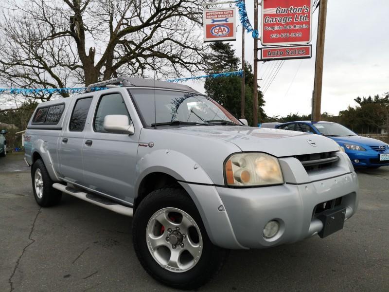 2002 Nissan Frontier 4wd Comox Comox Valley