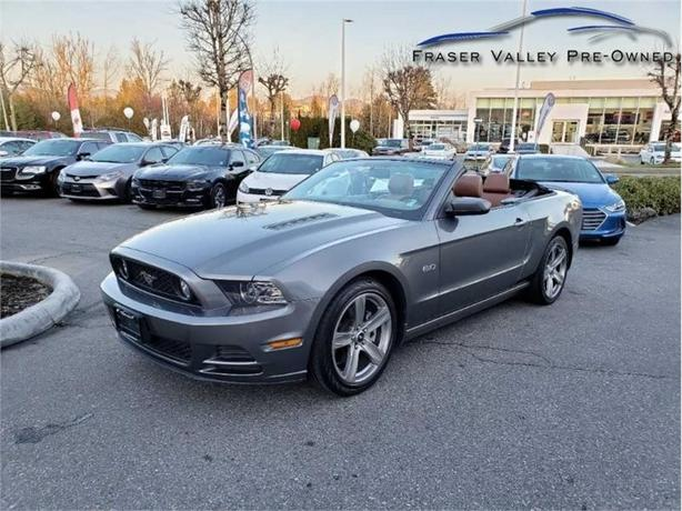 2014 Ford Mustang GT  - ROUSH Exhaust -  Leather Seats - $194.74 B/W