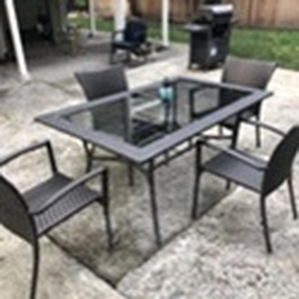 Beautiful Outdoor Patio Furniture Set Victoria City Victoria
