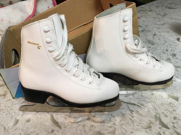 girls figure ice skates by Graf 'Montana'