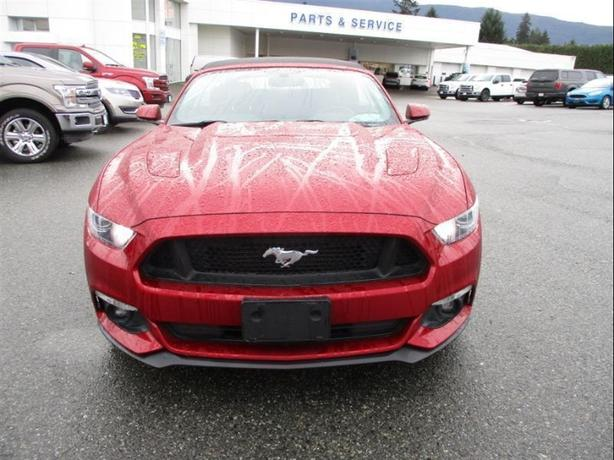 2017 Ford Mustang GT Premium - Borla Exhaust, low kms
