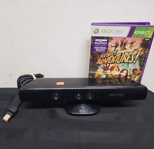 Xbox 360 Kinect with Game