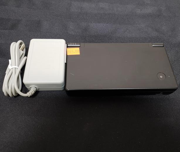 Black Nintendo DSi Console