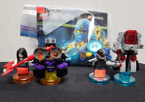 Lego Dimensions Sets
