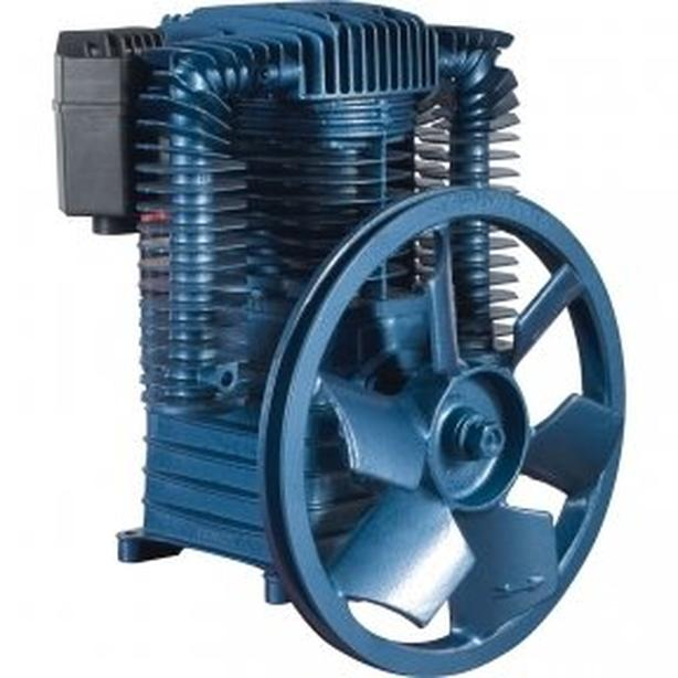 New techquip 5 Hp. replacement pump