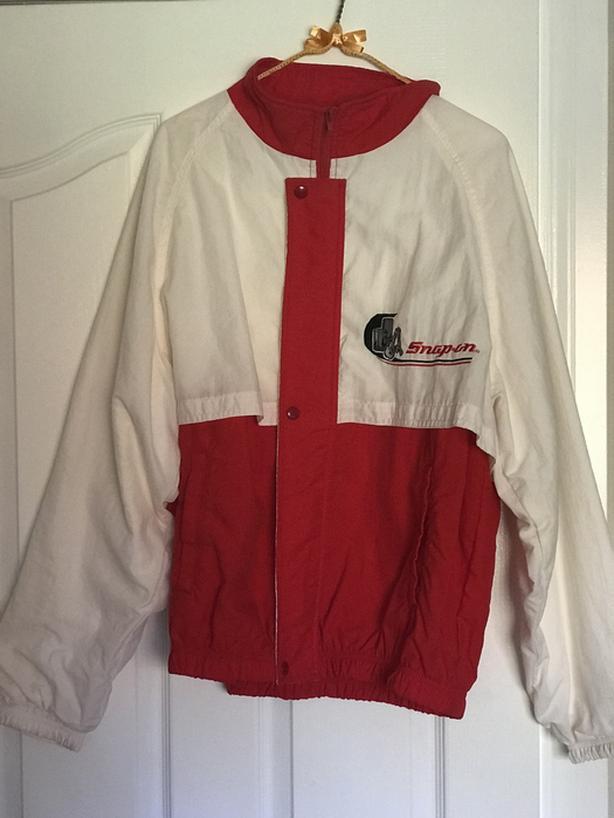 snap on jacket