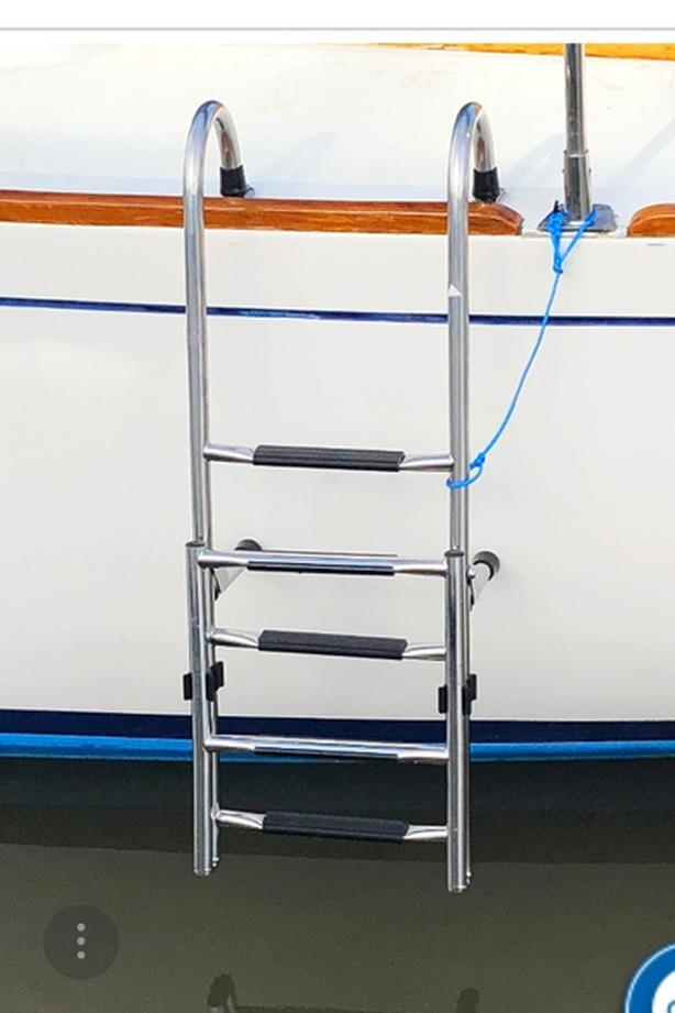 WANTED: boarding ladder