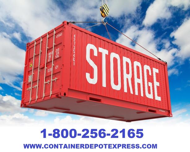 NEW OR USED STEEL STORAGE CONTAINER FOR RENT OR PURCHASE!