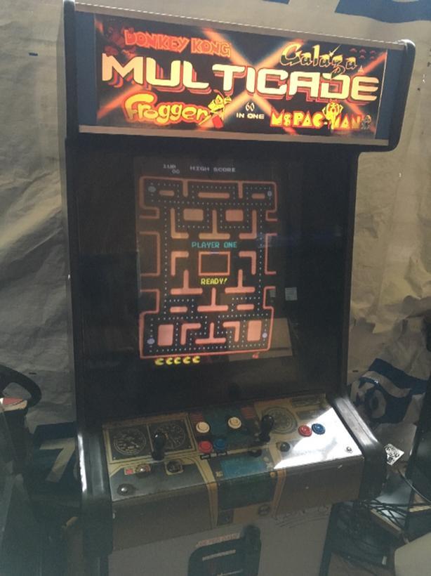 arcade multicade