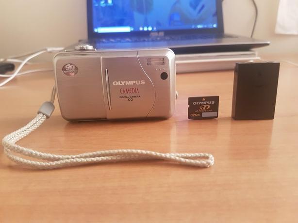 Olympus CAMEDIA X-2  Digital Camera