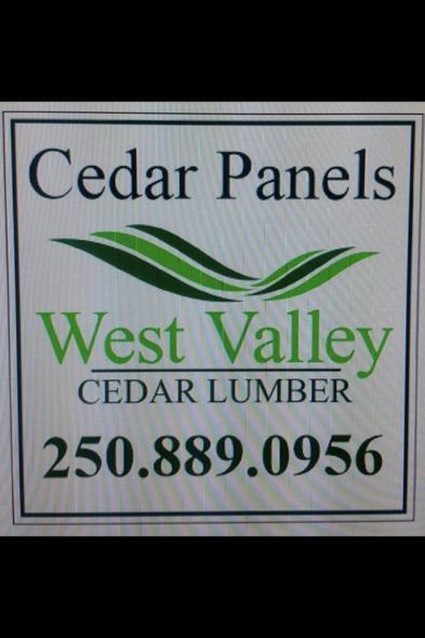 Cedar 1x4 Clear Tounge & Groove
