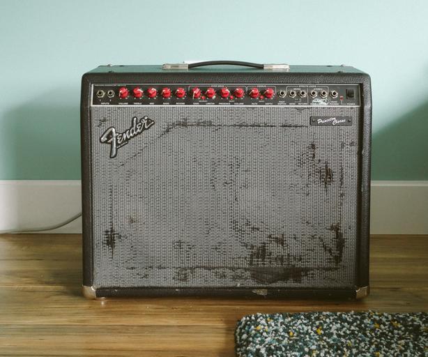 Fender Princeton Chorus Solid State Guitar Amp Sooke, Victoria