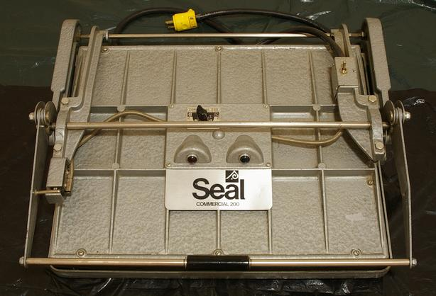 Seal Commercial 200 Dry Mounting Press  Reduced Price