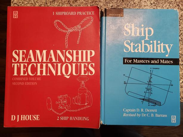 Ship Stability for Masters and Mates, 5th edition &