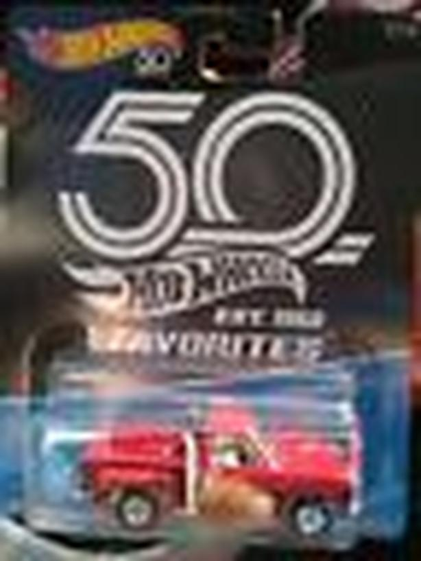 WANTED: Hotwheels 50th anniversary cars.