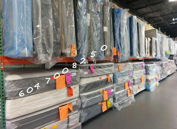 USED MATTRESSES THE BIG IN VANCOUVER AREA