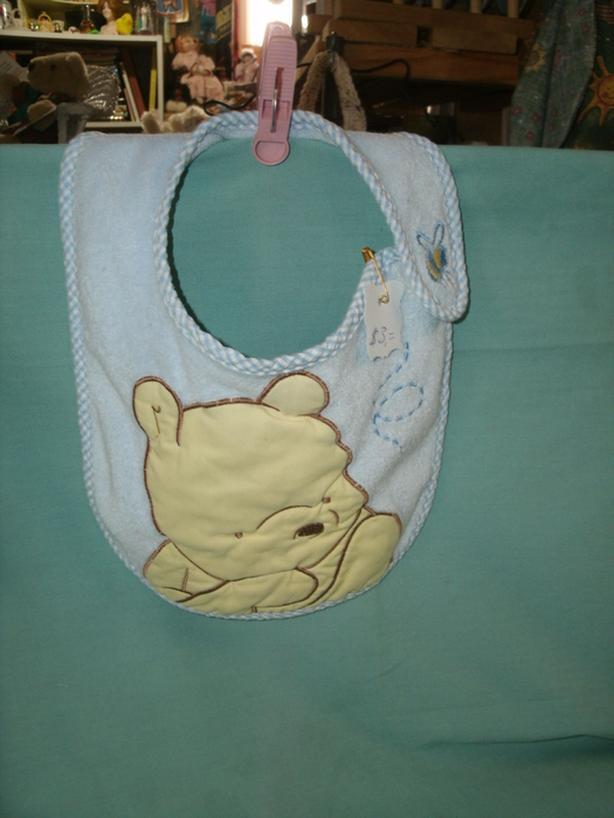5f597ba0f475 Winnie the Pooh - Baby Bib West Shore  Langford