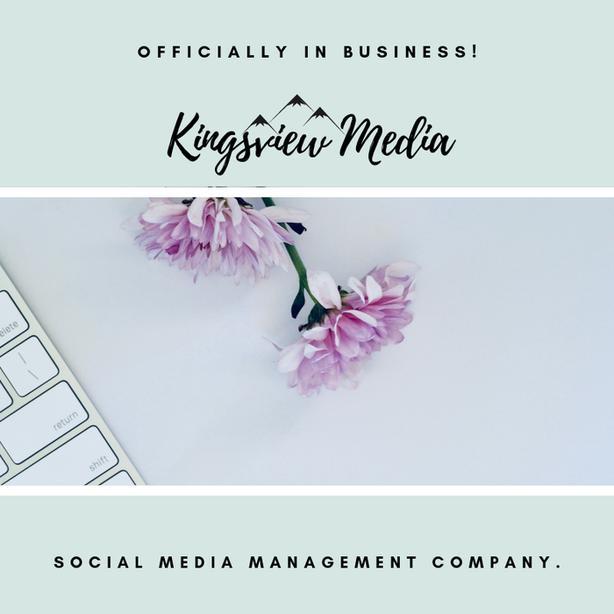 Kingsview Media - Social Media Management