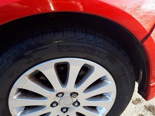 Nice red Subaru Impreza Sport for sale