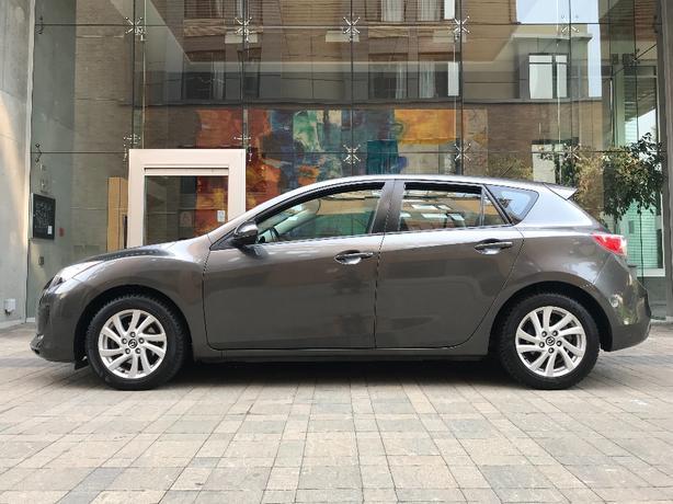 2013 Mazda 3 Sport Hatchback