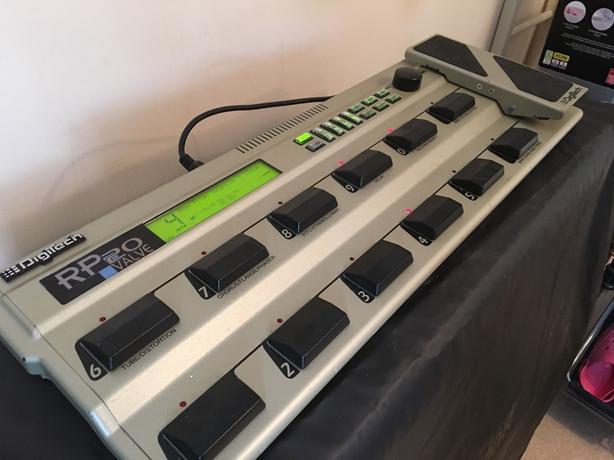 Digitech  guitar pedal  $140