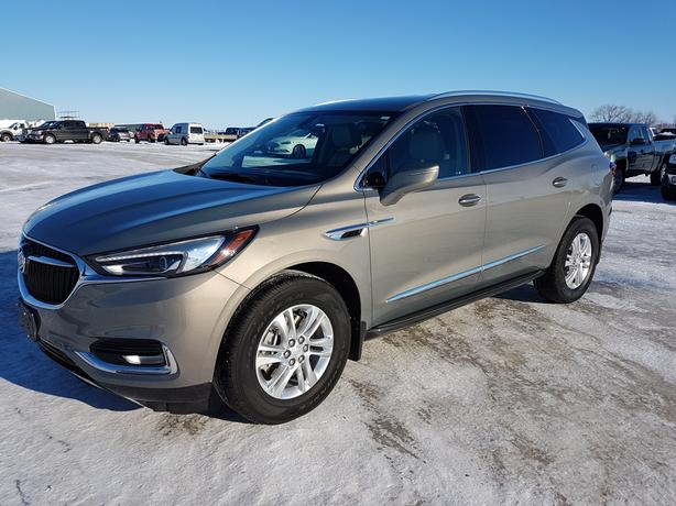 2018 Buick Enclave AWD T5325A