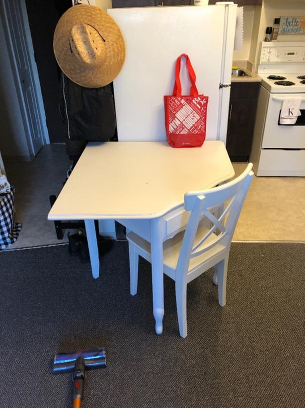FREE: corner desk and chair