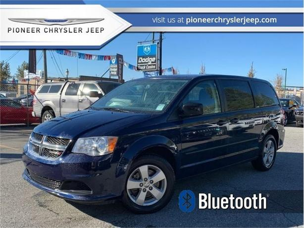 2015 Dodge Grand Caravan SE Plus  - Bluetooth