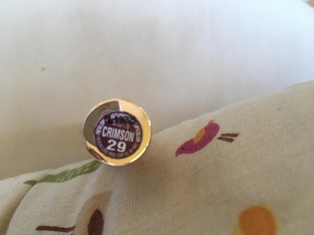 Revlon Moisturestay Lipstick #29 'Crimson'