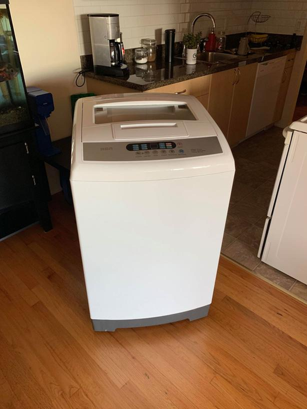 $200 · Portable Apartment Washing Machine