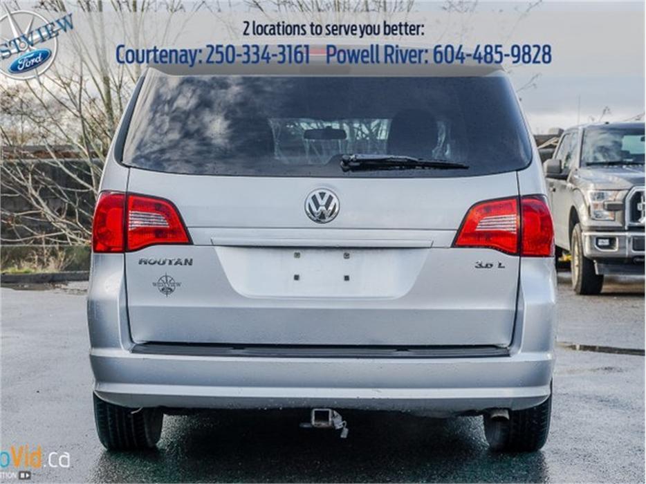2011 Volkswagen Routan S Courtenay, Campbell River