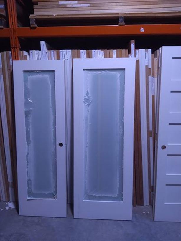 Spot Buy - Short Solid Wood Doors & Spot Buy - Short Solid Wood Doors Outside Victoria Victoria