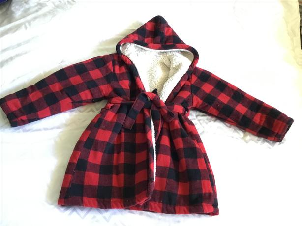 Children's housecoat size 4/5